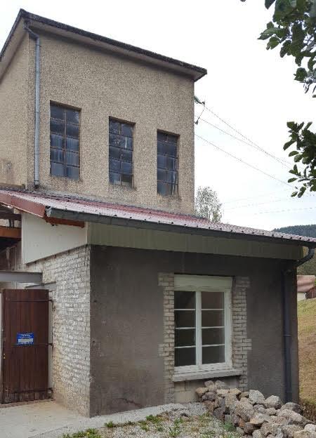 Centrale hydryelectrique Vosges